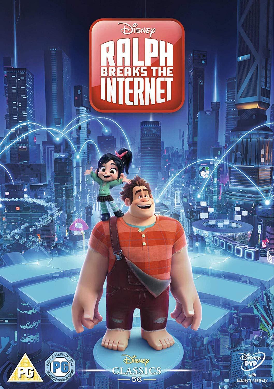 Ralph Breaks the Internet [DVD] £5.68 + £2.99 NP @ Amazon