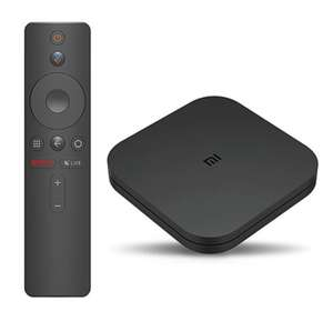Mi Tv Box S 4K android TV box with ULTRAcast built in for £37.72 delivered ( using exclusive side wide code) @ Aliexpress /RTDC Store