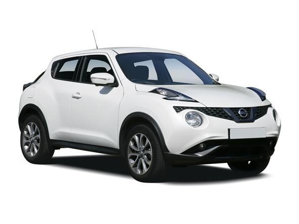 NISSAN JUKE Hatchback 1.6 [112] Acenta 5dr - SAVE 34% £11498 @ New-Car-Discount.com