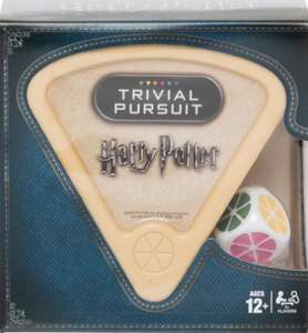 Harry Potter Trivial Pursuit Game - WH Smiths £7.99 (free C&C)
