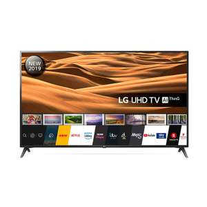 LG 70UM7100PLA 70 Inch UHD 4K HDR Smart LED TV with Freeview Play - Ceramic Black (2019 model) [Energy Class A] £699 @Amazon