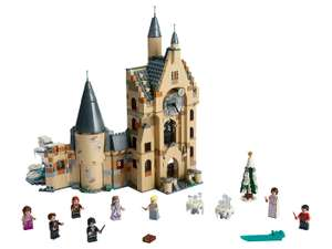 Lego 75948 Harry Potter Hogwarts Clock Tower £59.49 @ Lego