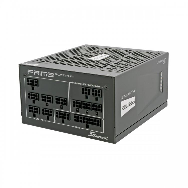 Seasonic Prime Ultra Platinum 1000W 80 Plus Platinum Modular Power Supply £159.49 delivered @ Overclockers