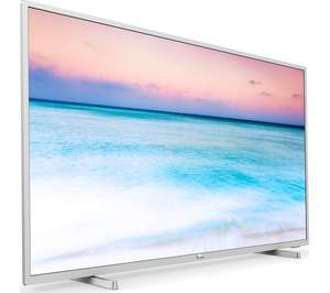 """PHILIPS 65PUS6554/12 65"""" Smart 4K Ultra HD HDR LED TV [Energy efficiency class A+] £529 @ Currys PC World"""