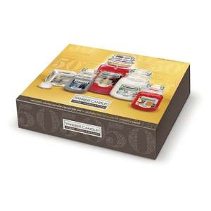 Yankee candle gift set £20 at Tesco instore