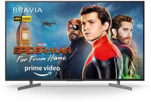 Sony BRAVIA KD65XG81 65-inch LED 4K HDR Ultra HD Smart Android TV with voice remote at Amazon £899