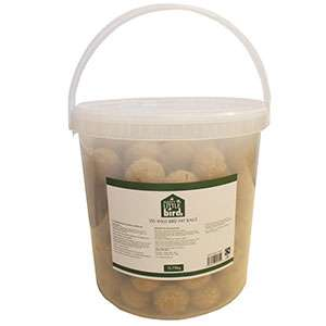 150 Happy Little Bird Wild Bird Fat Balls in Tub £9.99 free Collect in Store or £2.95 Home Delivery @ Pets At Home