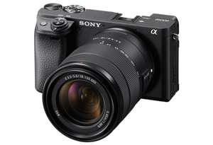 Sony A6400 Digital Camera + 18-135mm F3.5-5.6 OSS at Photo Specialist for £979.30