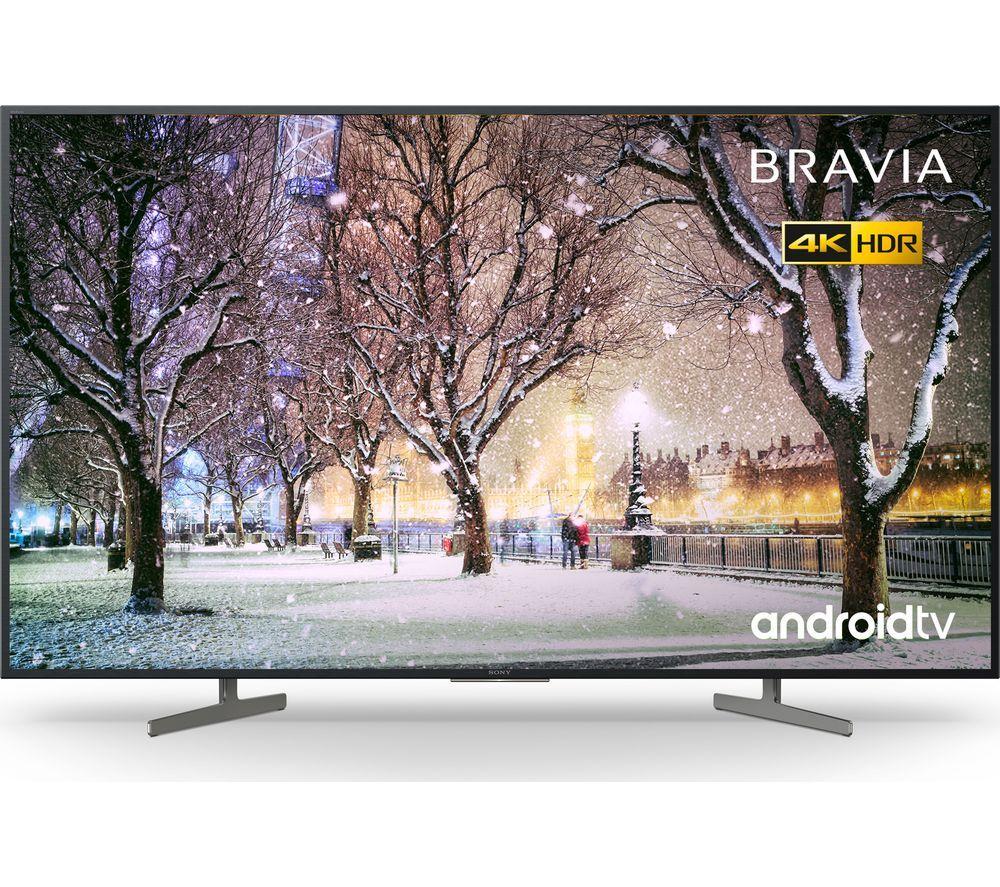 "Sony BRAVIA KD65XG8196BU 65"" 4K UHD LED TV @ Costco (Southampton) for £779.98"