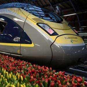 Eurostar: London to Lille / Paris / Brussels £24.22 each way @ Omio.es (Or £25.50 each way via Omio UK)