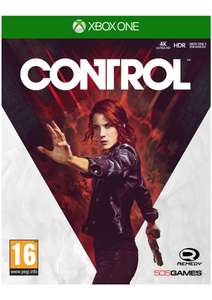 Control (Xbox One) for £24.99 delivered @ Simply Games