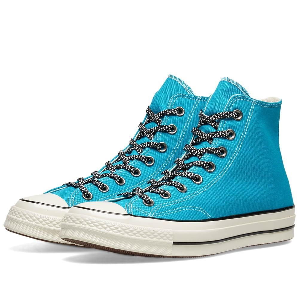 Converse - Chuck Taylor - Hi Vintage - Teal £31.20 (+ £2.95 P&P) - Black Friday Discount at End Clothing