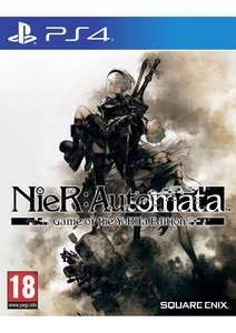 NieR:Automata Game of the YoRHa Edition (PS4) - £14.99 delivered @ Simply Games