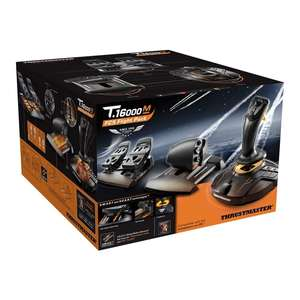 Thrustmaster T16000M Flight Pack for PC £113.99 at 365games.co.uk