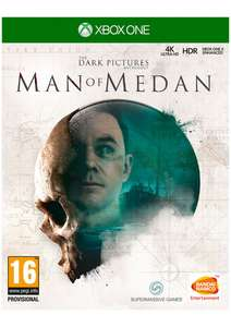 The Dark Pictures Anthology - Man of Medan (Xbox One) - £14.85 delivered @ Simply Games