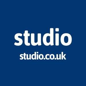 Free delivery for new & Existing customers at Studio