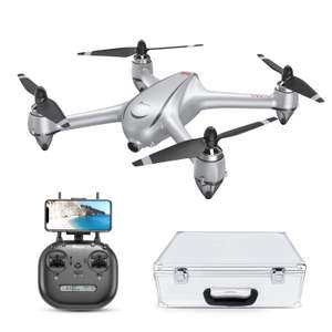 Potensic GPS Drone with 2K HD Camera, D80 FPV RC Drone £114.46 Sold by Botasy® (VAT Registered) and Fulfilled by Amazon
