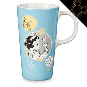 3 x Snow White Mugs at Disney Store for £10 delivered with code
