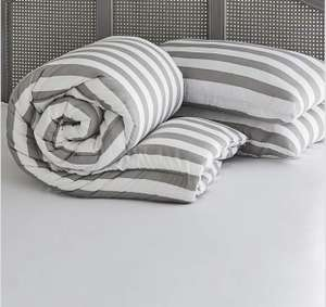 Printed Bed in a Bag 10.5 Tog Duvet and Pillow Set £14 @ Dunelm