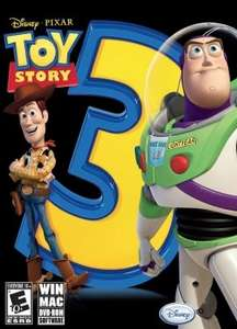 Disney Pixar Toy Story 3: The Video Game PC £2.04 Instant Gaming