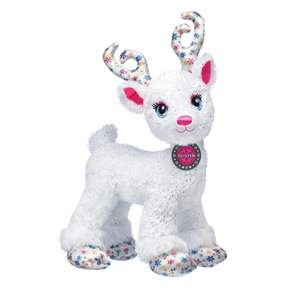 CyBear Monday 40% off furry friends includes reindeer's @ Build a Bear workshop
