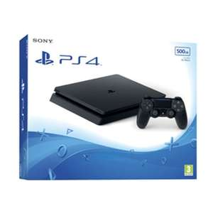 Sony PS4 Slim 500GB £165.14 from Amazon Germany (or £152.86 using fee fee card)