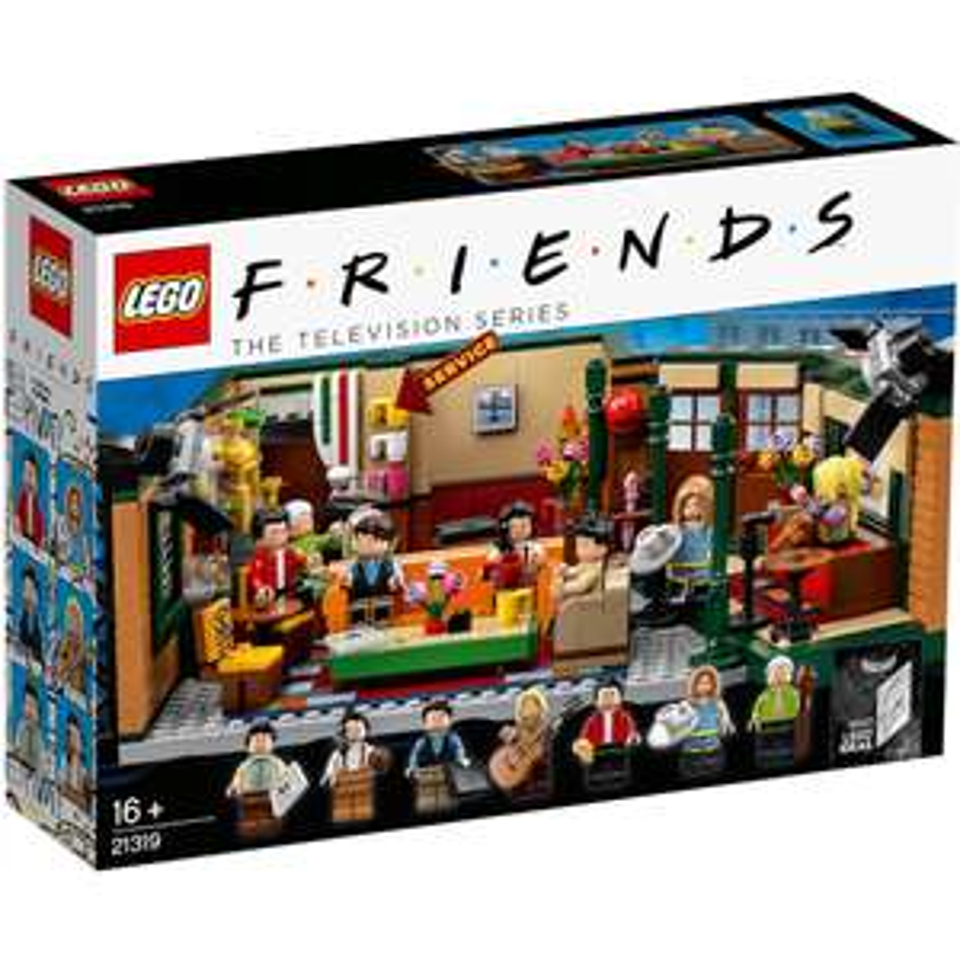 Lego Friends Central Perk £51.99 @ IWOOT