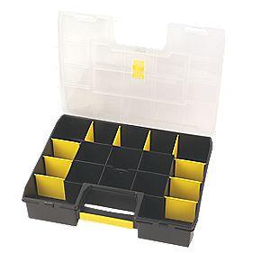 Stanley Sort Master Organiser (buy one get one free) £14.99 @ Screwfix