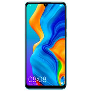 "Grade A Huawei P30 Lite Peacock Blue 6.15"" 128GB 4G Unlocked & SIM Free £199 - B £179 @ Laptops Direct"
