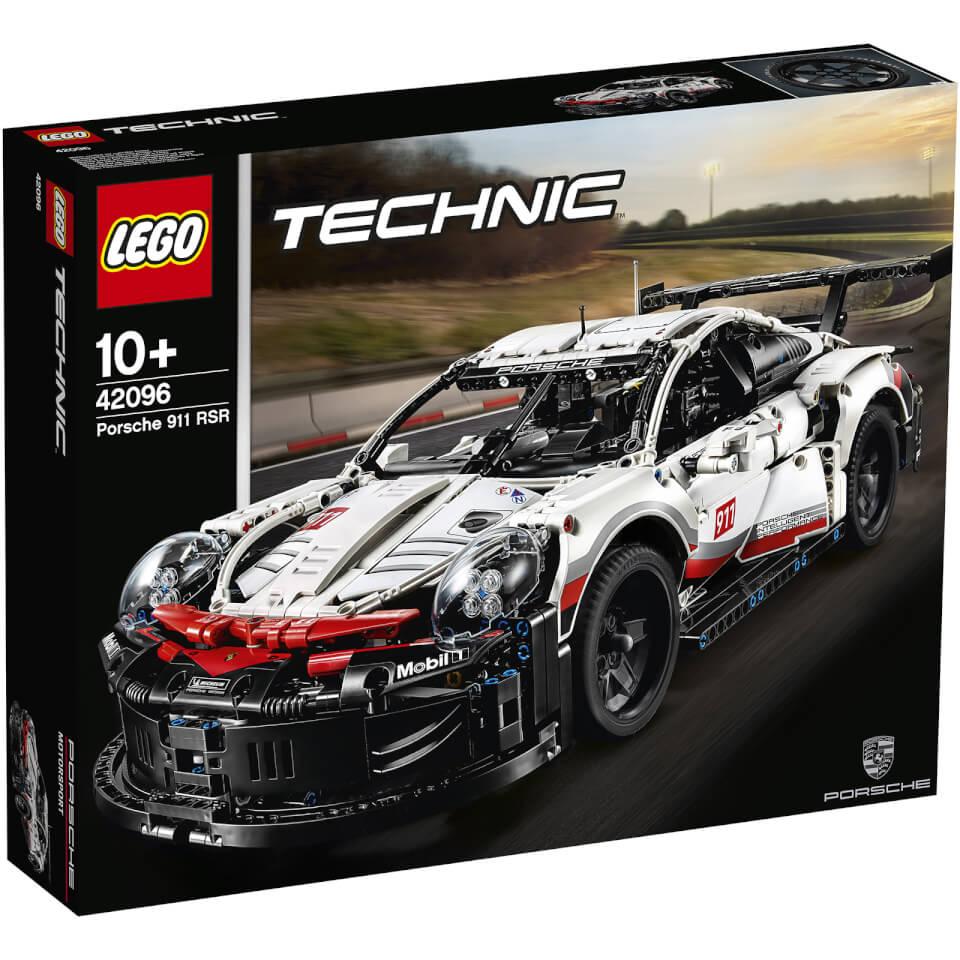 LEGO Technic: Porsche 911 RSR (42096) £75.99 @ IWOOT