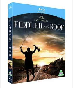 Fiddler on the Roof (40th Anniversary Edition) (Blu-ray) £6.99 @ Base