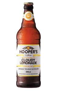 Hoopers Alcoholic Cloudy Lemonade £1 at Home Bargains