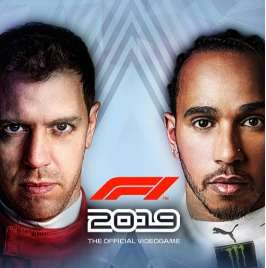 F1 2019 PC (Steam Key) £17.99 @ CDKeys