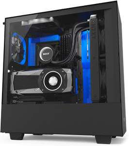 NZXT H500i Compact ATX Mid-Tower Case £79.99 at Amazon