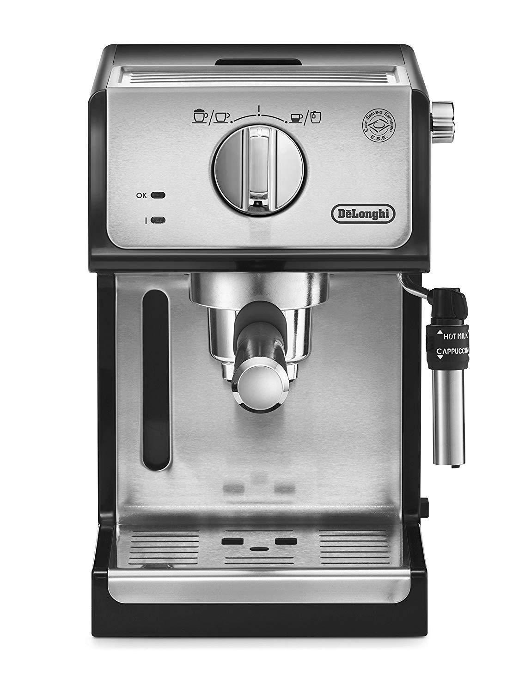 De'Longhi ECP35.31 Traditional Pump Espresso Machine, Black £84.99 at Amazon