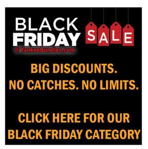 Yankee Bundles Black Friday End Deals e.g Prices from £7 - 3 packs of christmas cookie vent sticks – 12 air fresheners