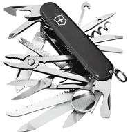 Victorinox Swiss Champ black £42.74 at CPC Farnell