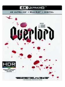 Overlord 4K and other cheap £8.89 @ Wow HD