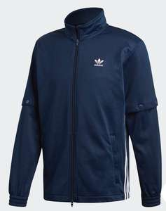 Adidas Adibreak Snap Track stop now £19.13 delivered sizes XS up to XL @ adidas