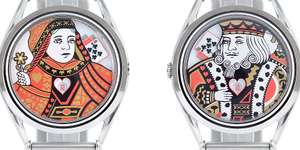 Mr Jones Queen Or King 37mm Automatic Watch 316L S/Steel ST1721 20 Jewels, 50M WR £136 Black Friday Price @ Mr Jones (Other Watches On Sale)