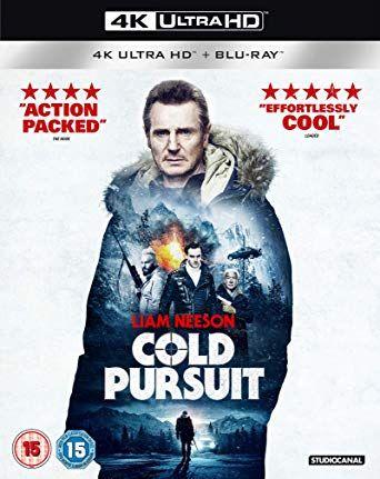 Cold Pursuit (15) 2019 4K UHD+BR £6 at Cex instore or £7.50 delivered