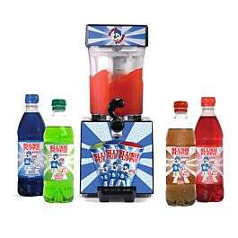 Slush Puppie with Four Syrups - Blue Raspberry, Green Apple, Cola and Cherry at Robert Dyas for £42.46