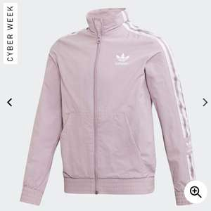 Youth Adidas New Icon Track Top Now £16.67 delivered with code size 7-8 up to 13-14 £16.67 @ Adidas