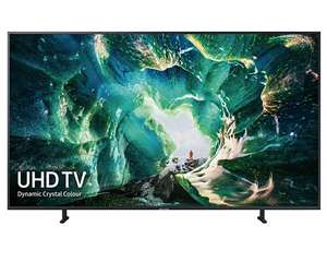 "Samsung UE82RU8000 82"" Smart 4K Premium UHD TV with HDR10+, Dynamic Crystal Colour, Game Mode, Apple TV,£1799 @ Crampton & Moore"
