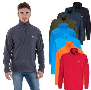 Trespass Masonville Fleece Jacket + free delivery £9.89 @ TrespassOutlet