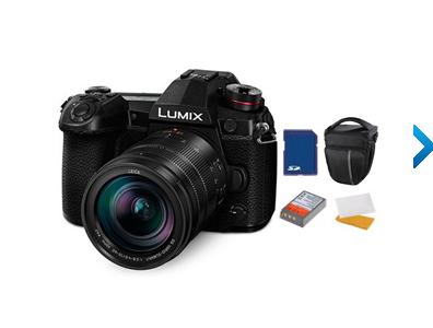 Panasonic G9 with Leica 12-60mm lens £1179 @ Bristol cameras