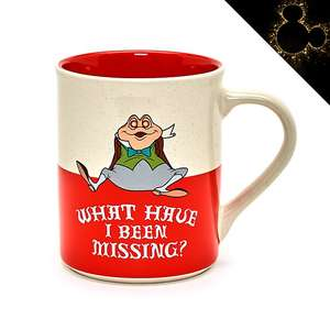 3 X Disney Store Mr Toad Mugs £8 & Free Delivery W/ Code @ Disney Store