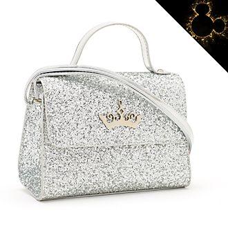 Disney Princess Silver-Toned Glittery Handbag £10.36 / Disney Princess Golden Glittery Handbag £11.36 using code @ Disney Store