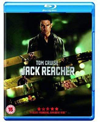 Jack Reacher blu ray £2.49 @ Amazon prime (£5.48 non prime)