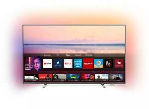 Philips TPVision 55PUS6754 55 Inch TV Smart 4K Ultra HD Ambilight LED Freeview £449 @ AO eBay